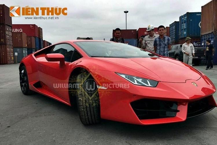 """Lamborghini Huracan se """"doi gia"""" them 5,5 ty tai Viet Nam-Hinh-10"""