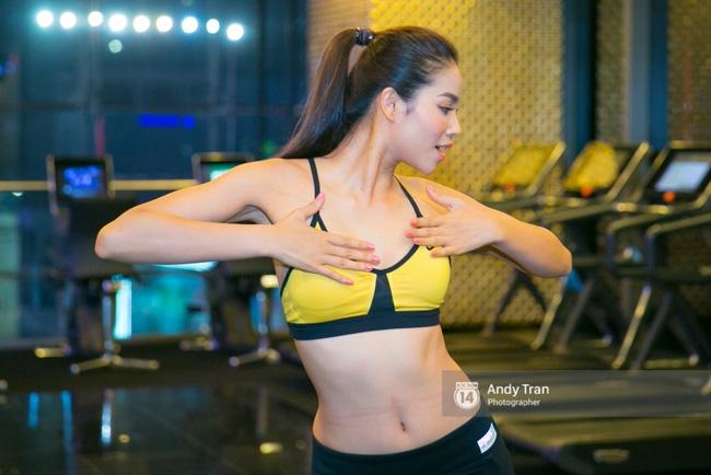 Clip: Phạm Hương nhảy sexy, nhắn nhủ Quỳnh Mai trước khi vào The Face - Ảnh 9.