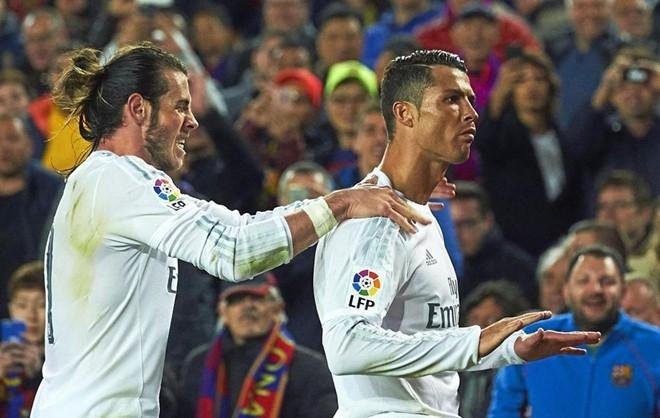 Ronaldo che cu dup cua Barca thua xa Champions League hinh anh 1