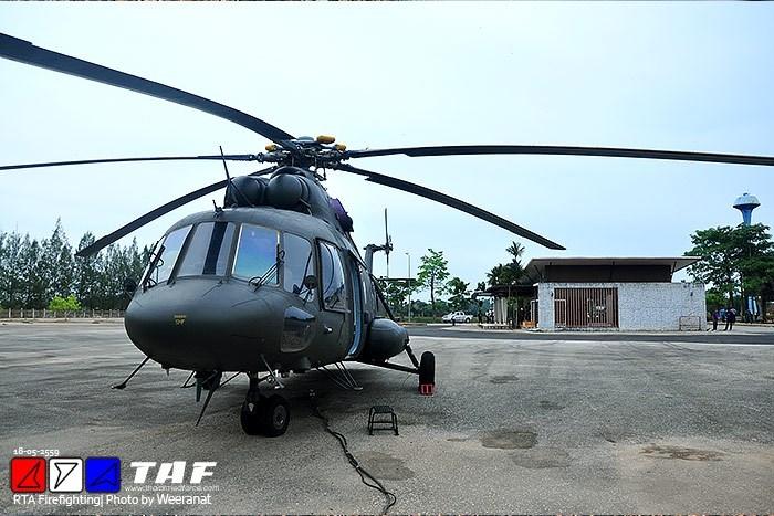 Truc thang Mi-17 Viet Nam co kha nang chua chay tuyet voi-Hinh-2