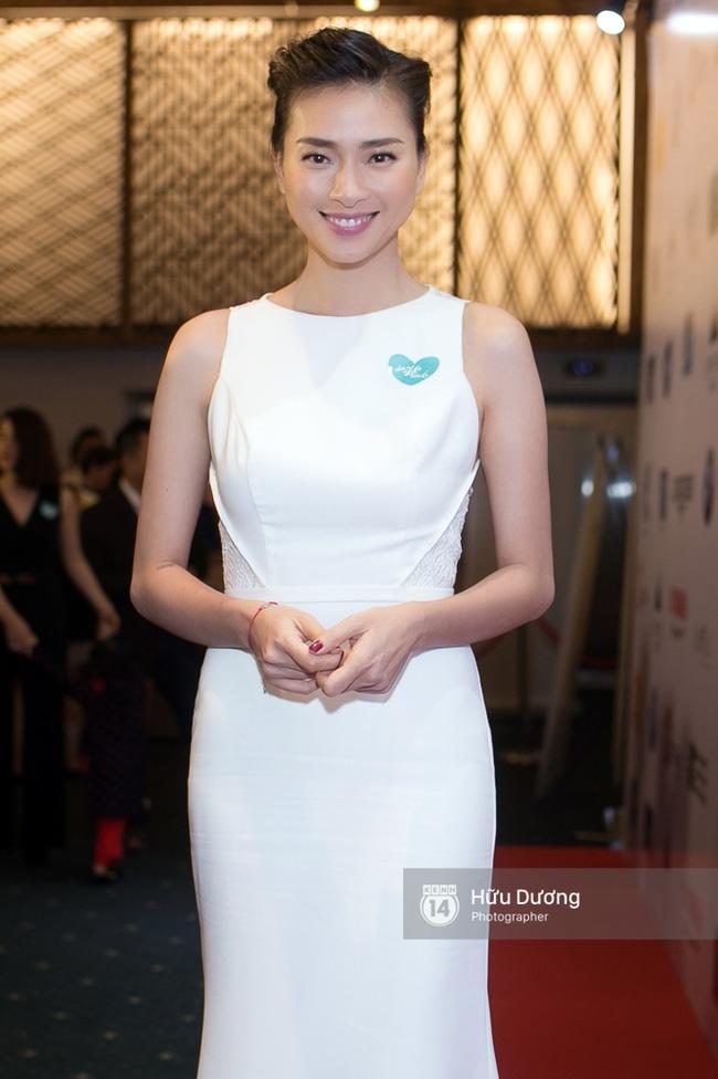 Dàn sao Việt xúng xính váy áo dự sự kiện của Ngô Thanh Vân - Ảnh 2.
