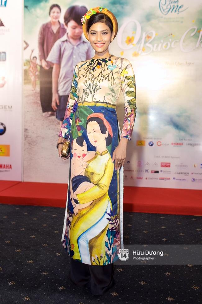 Dàn sao Việt xúng xính váy áo dự sự kiện của Ngô Thanh Vân - Ảnh 6.