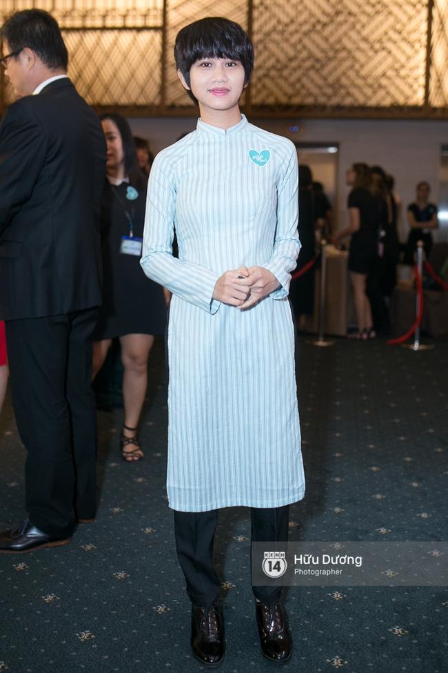 Dàn sao Việt xúng xính váy áo dự sự kiện của Ngô Thanh Vân - Ảnh 16.