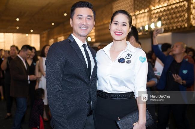 Dàn sao Việt xúng xính váy áo dự sự kiện của Ngô Thanh Vân - Ảnh 20.