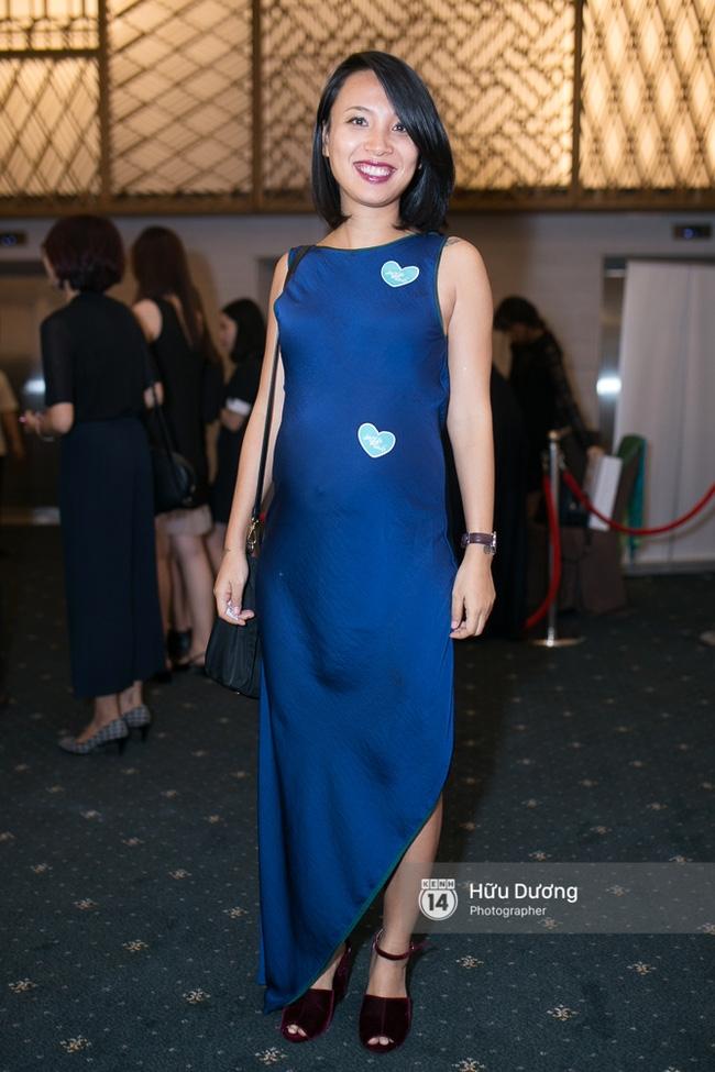 Dàn sao Việt xúng xính váy áo dự sự kiện của Ngô Thanh Vân - Ảnh 25.