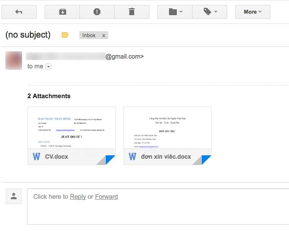 Nhà tuyển dụng: Tôi xót xa cho mười mấy năm học của các bạn khi nhận được những email xin việc đầy lỗi - Ảnh 3.
