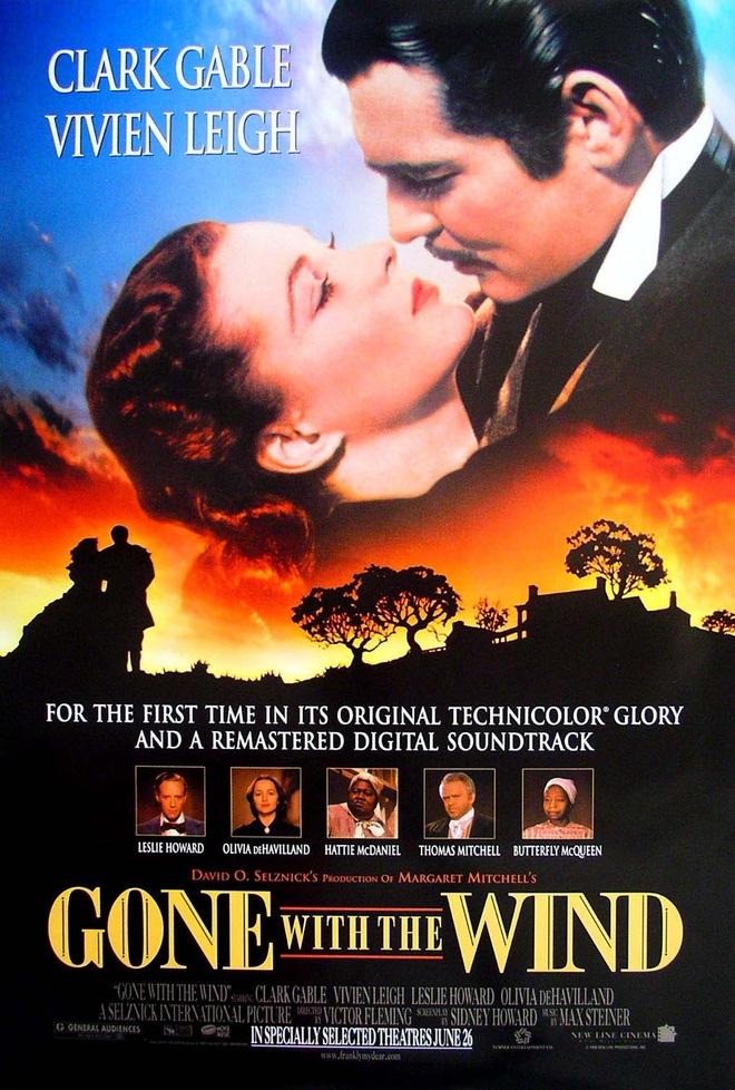 Những điều bạn chưa biết về bộ phim kinh điển Cuốn theo chiều gió - Ảnh 1.