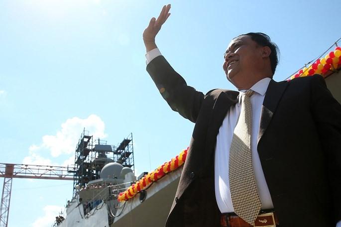 Những điều chưa biết về cặp tàu chiến Gepard của Việt Nam vừa hạ thuỷ - ảnh 3