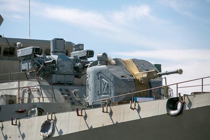 Những điều chưa biết về cặp tàu chiến Gepard của Việt Nam vừa hạ thuỷ - ảnh 7