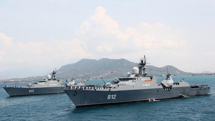 Những điều chưa biết về cặp tàu chiến Gepard của Việt Nam vừa hạ thuỷ - ảnh 8