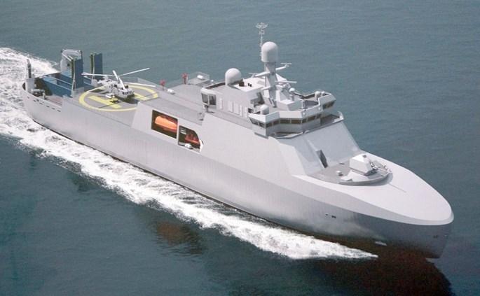 Những điều chưa biết về cặp tàu chiến Gepard của Việt Nam vừa hạ thuỷ - ảnh 9