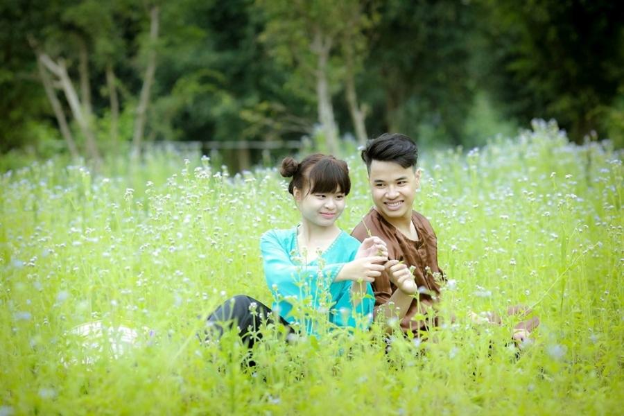 Teen Ninh Binh tai hien vua Dinh Bo Linh trong anh ky yeu hinh anh 10