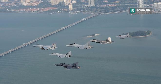 Việt Nam đưa tiêm kích Su-30MK2 diễn tập ở nước ngoài? - Ảnh 3.