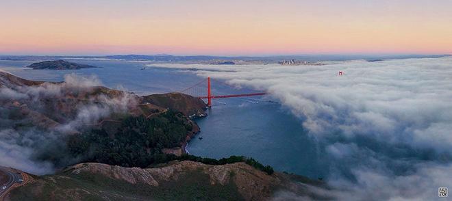 Các thành phố nổi tiếng trông như thế nào khi nhìn từ trên cao? - Ảnh 3.