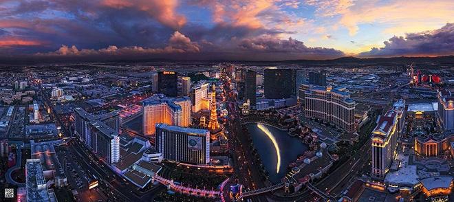 Các thành phố nổi tiếng trông như thế nào khi nhìn từ trên cao? - Ảnh 8.