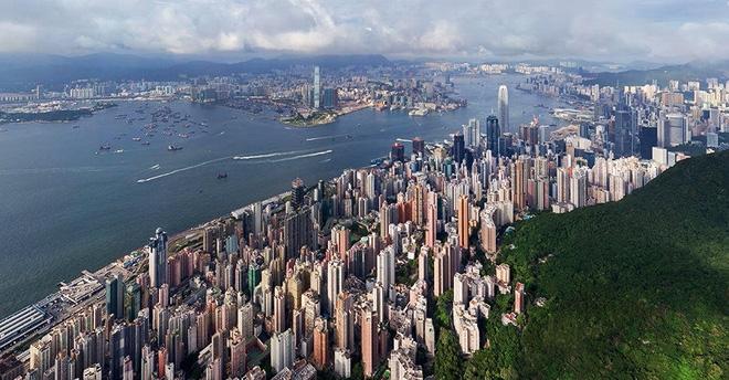 Các thành phố nổi tiếng trông như thế nào khi nhìn từ trên cao? - Ảnh 9.