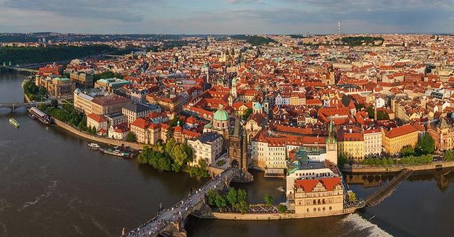 Các thành phố nổi tiếng trông như thế nào khi nhìn từ trên cao? - Ảnh 11.
