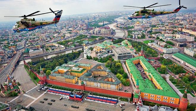 Các thành phố nổi tiếng trông như thế nào khi nhìn từ trên cao? - Ảnh 14.