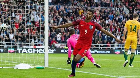 ĐT Anh: Hodgson có tội nếu loại Rashford