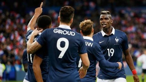 Pháp phải trông chờ sức mạng hàng công để bù đắp cho hàng thủ