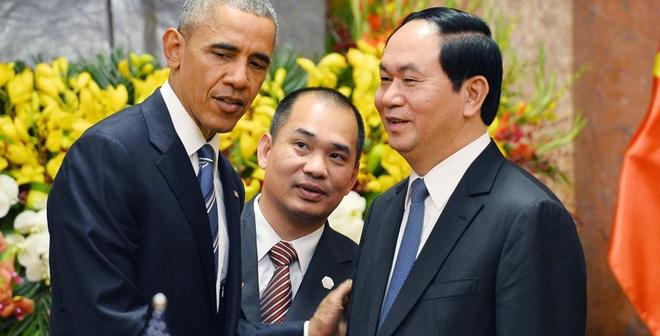 Người phiên dịch cho Tổng thống Obama ở Việt Nam: Tôi sẽ bỏ nghề