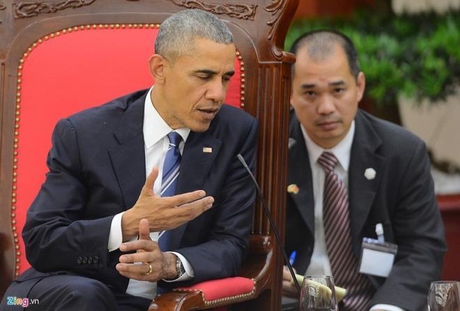 Người phiên dịch cho Tổng thống Obama ở Việt Nam: Tôi sẽ bỏ nghề - Ảnh 2.