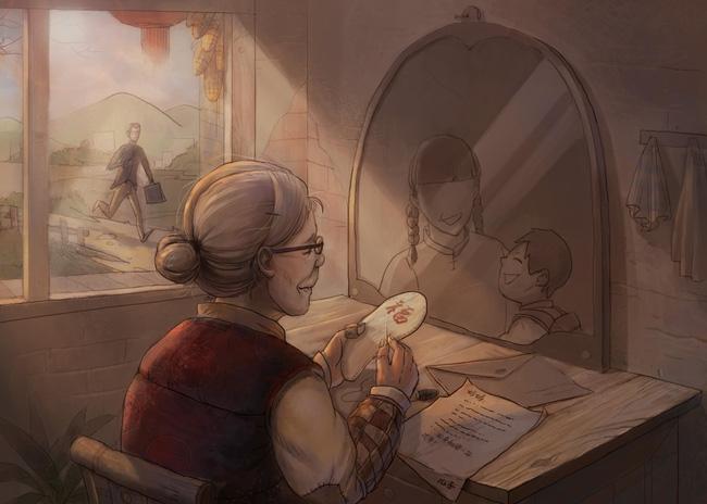 Người tù nhân với câu chuyện sẽ làm bạn phải khóc: Áo len, xe rau và hoa mai của mẹ - Ảnh 1.
