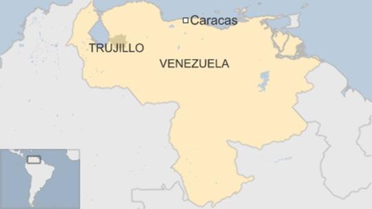 Vụ thảm sát diễn ra ở bang Trujillo. Ảnh: BBC
