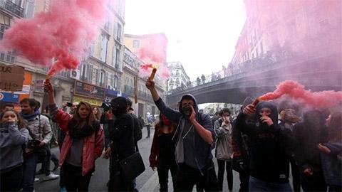 Công đoàn Pháp đe dọa đình công trước thềm EURO 2016