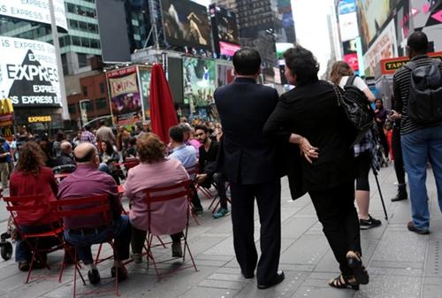 Cuộc sống ẩn dật của dì ông Kim Jong Un tại Mỹ - ảnh 1