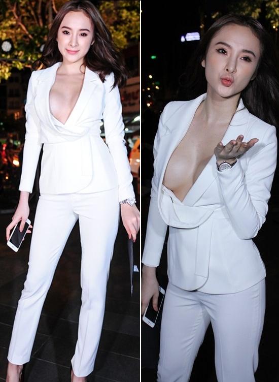 Đây là 9 trang phục gây nóng mắt nhất của Angela Phương Trinh - Ảnh 2.