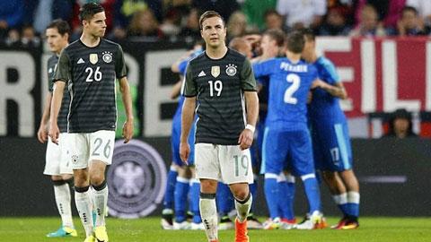 ĐT Đức và nỗi lo trước thềm EURO 2016