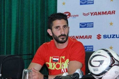 HLV tuyển Syria: 'Đất nước đang chiến tranh nhưng chúng tôi vẫn mơ vào World Cup' - ảnh 3