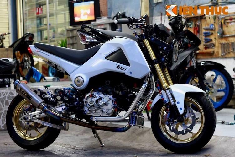 """Honda MSX125 len """"full do choi"""" hang hieu tai Sai Gon-Hinh-12"""
