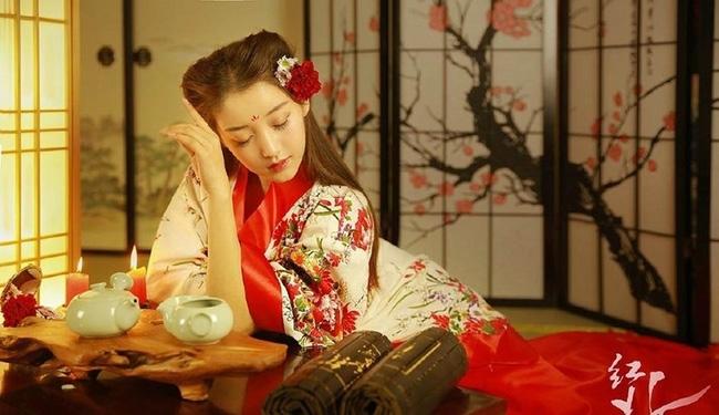 Hot girl 18 tuổi Trung Quốc khiến dân tình mê mệt vì xinh như nữ thần - Ảnh 2.