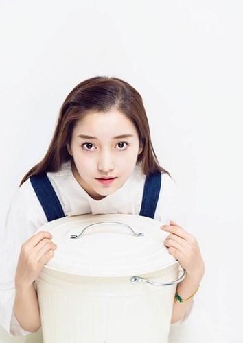 Hot girl 18 tuổi Trung Quốc khiến dân tình mê mệt vì xinh như nữ thần - Ảnh 8.