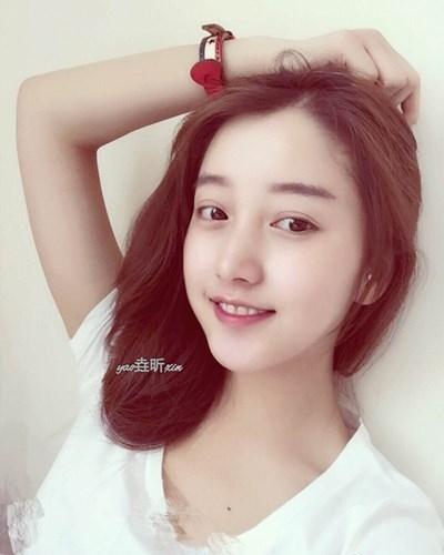 Hot girl 18 tuổi Trung Quốc khiến dân tình mê mệt vì xinh như nữ thần - Ảnh 11.