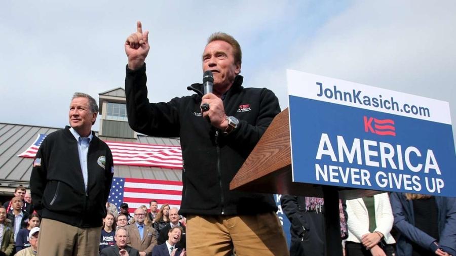 'Kẻ hủy diệt' Schwarzenegger nói gì về Donald Trump? - ảnh 2