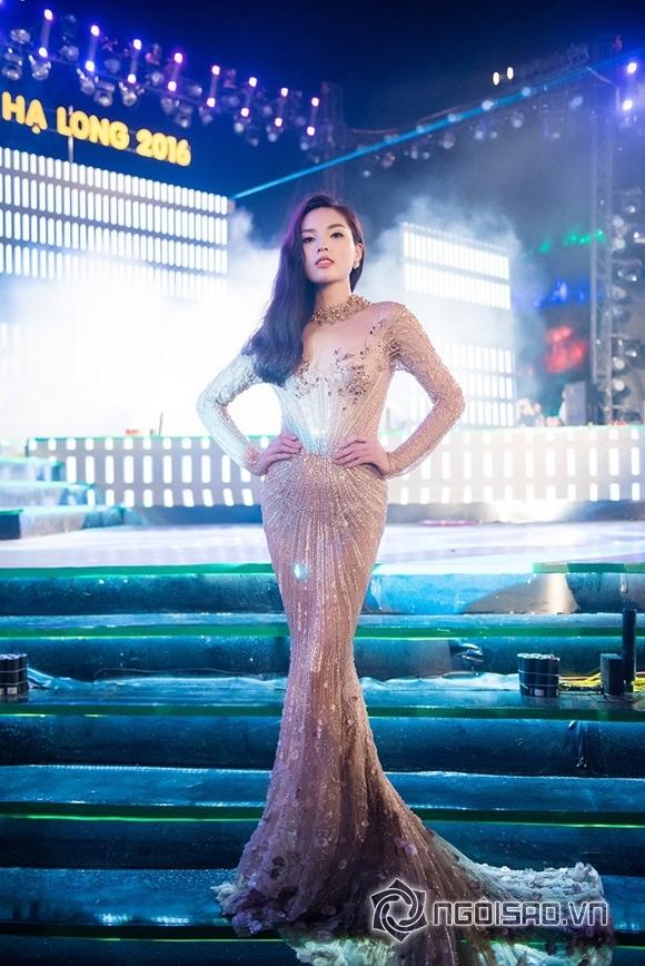 Hoa hậu Kỳ Duyên lộng lẫy đi event 10