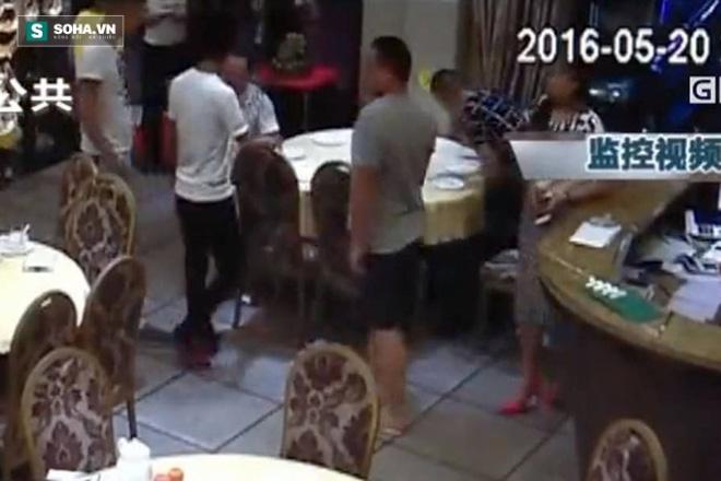 Nhà hàng gặp đại họa vì gặp lũ côn đồ 18 tên, ăn xong quỵt tiền - Ảnh 1.
