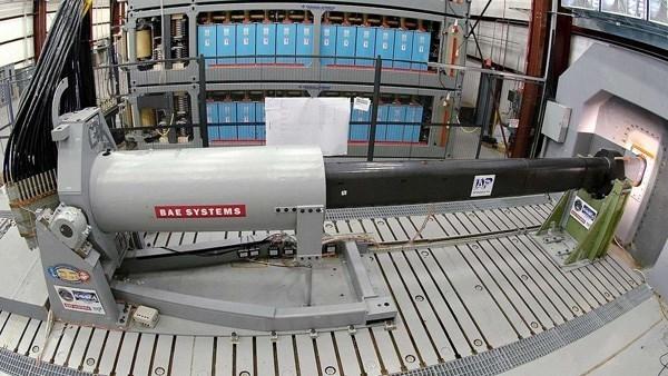 Pháo điện từ của Mỹ sắp hoạt động, bố trí ở Biển Đông, Baltic - ảnh 2