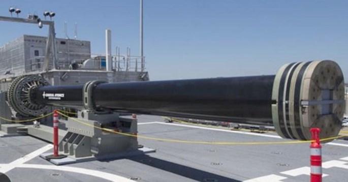 Pháo điện từ của Mỹ sắp hoạt động, bố trí ở Biển Đông, Baltic - ảnh 3