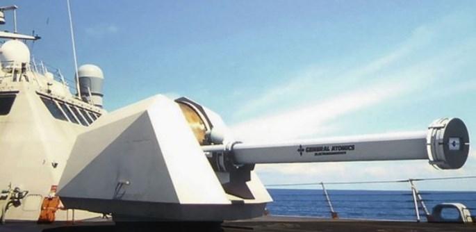 Pháo điện từ của Mỹ sắp hoạt động, bố trí ở Biển Đông, Baltic - ảnh 7