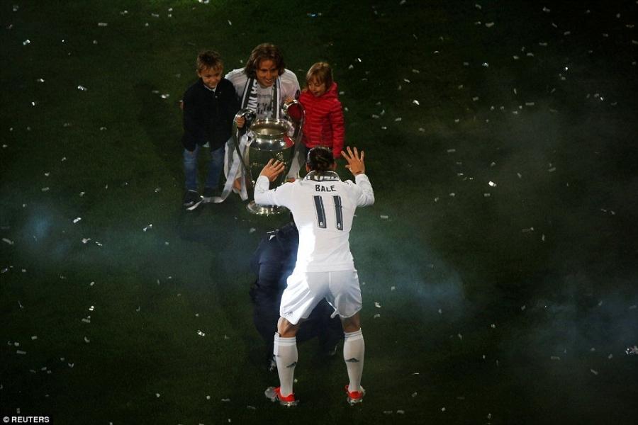 Real madrid, Champions League, real vô địch, cr7, ronaldo, zidane