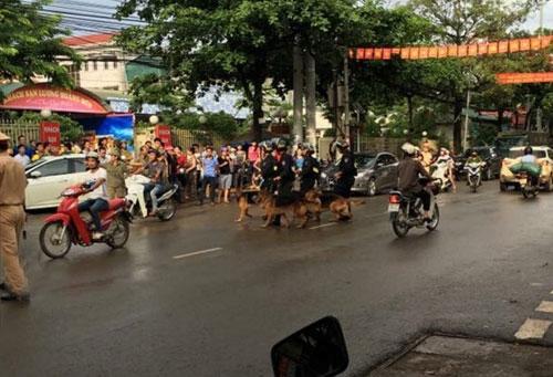 CA Sơn La ráo riết truy lùng kẻ bắn Phó công an phường - 1