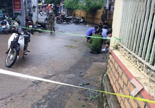 CA Sơn La ráo riết truy lùng kẻ bắn Phó công an phường - 2