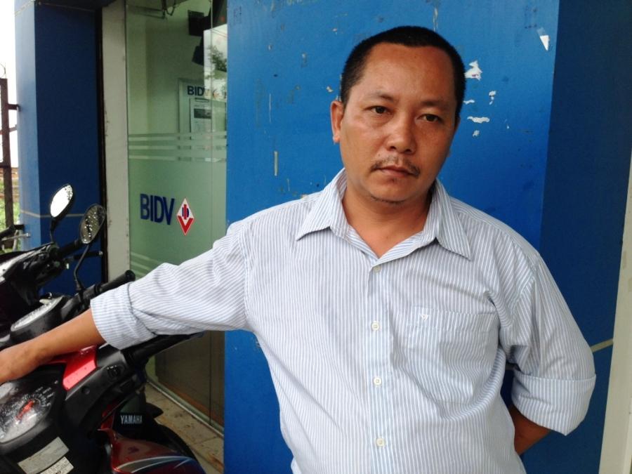 Ông Nguyễn Thanh Bình ủng hộ quyết định của con gái và mong con luôn hạnh phúc.