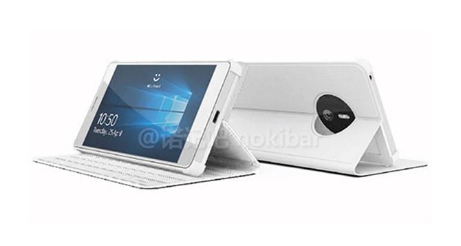 Microsoft Surface Phone lộ ảnh, bộ nhớ siêu 'khủng' 500GB - ảnh 1