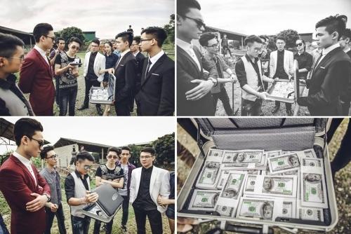 Phát sốt ảnh kỷ yếu 'giải cứu mỹ nhân' của học sinh Ninh Bình - Ảnh 2