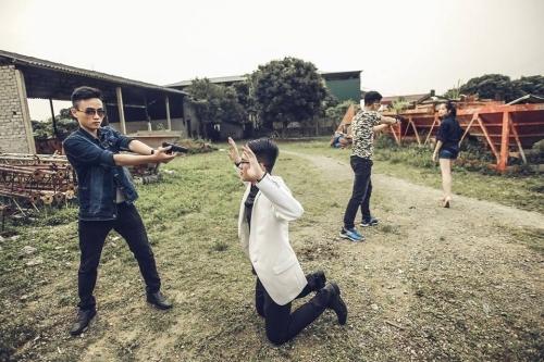 Phát sốt ảnh kỷ yếu 'giải cứu mỹ nhân' của học sinh Ninh Bình - Ảnh 6